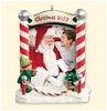 2007 Santa and Me Photo Holder