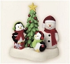 2007 Very Merry Trio - ORNAMENTHallmark Christmas Ornament