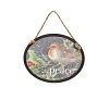 Peace Bird Oval Ornament - Marjolein Bastin - Nature's Journey