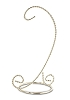 "Ornament Stand, 10"" Twisted SilverHallmark Christmas Ornament"