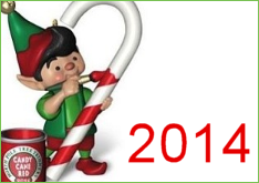 Hallmark Ornaments by Year at Hooked on Hallmark Ornaments