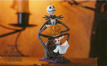 ... King Nightmare Before Christmas at Hooked on Hallmark Ornaments