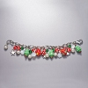 Polka Dots and Christmas TreesHallmark Christmas Ornament
