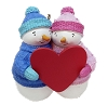 2009 Snow Couple - Personalizable