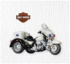 2010 Harley Tri Glide Ultra Classic - LIMITED EDITIONHallmark Christmas Ornament
