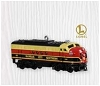 2010 Lionel Kansas City Southern Locomotive - LIMITED EDITIONHallmark Christmas Ornament