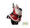 2010 Santa Claus Is Coming to TownHallmark Christmas Ornament