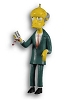 2010 Mr Burns' Christmas Bonus - Ltd Ed of 500Hallmark Christmas Ornament