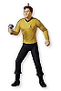 2010 Star Trek Legends #1 - Capt James KirkHallmark Christmas Ornament