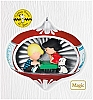 "2010 60 Years of ""Suite-ness"", Peanuts Gang - MagicHallmark Christmas Ornament"