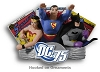 2010 75 Years of DC ComicsHallmark Christmas Ornament