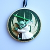 2010 Yoda, Star Wars Celebration V Exclusive Hallmark Christmas Ornament