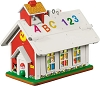 2010 Fisher-Price Play Family School Hallmark Christmas Ornament