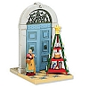2010 Doorways Around the World #4 /final - ItalyHallmark Christmas Ornament
