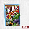 2010 Comic Book Heroes #3 - Incredible HulkHallmark Christmas Ornament
