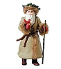 2010 Father Christmas #7Hallmark Christmas Ornament