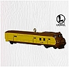 2010 Lionel Train #15 - Union Pacific StreamlinerHallmark Christmas Ornament
