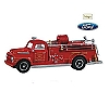 2010 Fire Brigade #8 - 1951 Ford Fire EngineHallmark Christmas Ornament