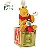 2010 Baby's First Christmas, Winnie the Pooh Hallmark Christmas Ornament