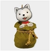 2011 Jingle the Husky PupHallmark Christmas Ornament