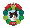 2010 Pretty Kitty Hallmark Christmas Ornament
