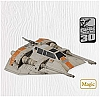 2010 Rebel Snowspeeder - Magic Hallmark Christmas Ornament