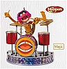 2010 Animal - Muppets - Magic!Hallmark Christmas Ornament