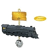 2010 Round Trip Ticket Hallmark Christmas Ornament