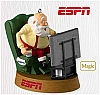 2010 Sports Fan Santa - ESPN - MAGIC Hallmark Christmas Ornament