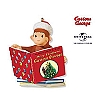 2010 Merry Christmas, Curious George  - SDBHallmark Christmas Ornament