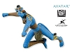 2010 Avatar Jake SullyHallmark Christmas Ornament