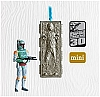 2010 Boba Fett and Han Solo - MINIATURE Hallmark Christmas Ornament