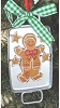 2011 Gingerbread BoyHallmark Christmas Ornament