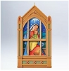 2011 Windows of Faith #2 - Light of LoveHallmark Christmas Ornament
