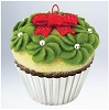 2011 Christmas Cupcake #2 - Wreath Hallmark Christmas Ornament