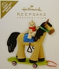 2011 Pony For Christmas COLORWAYHallmark Christmas Ornament