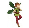2011 Fairy Messengers Holly Fairy - PREMIERE LTDHallmark Christmas Ornament
