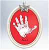 2011 Merry Little Christmas Handprint ornament Kit - DB