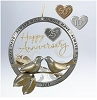 2011 Anniversary Celebration Hallmark Christmas Ornament
