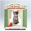 2011 Picture Purrr-fect Hallmark Christmas Ornament