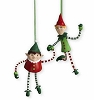 2011 Mischievous Hiding ElvesHallmark Christmas Ornament