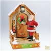 2011 Once Upon A Christmas Decking the DoorHallmark Christmas Ornament