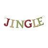 Red & Green, Jingle Door BannerHallmark Christmas Ornament