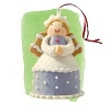 2012 Sweet Angel Cake, CLUB Hallmark Christmas Ornament