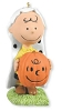 2012 Halloween - Charlie Brown O'Lantern Hallmark Christmas Ornament