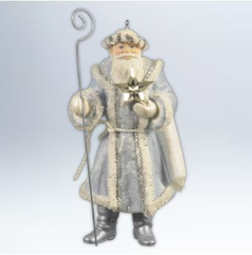 2012 Father Christmas Hallmark Ornament | Hallmark ...