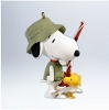2012 Spotlight on Snoopy #15 Fisherman Snoopy