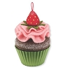 2012 Christmas Cupcakes #3 - Berry-licious Hallmark Christmas Ornament