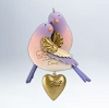 2012 Twelve Days of Christmas #2 - Two Turtle Doves - Dated 2012Hallmark Christmas Ornament