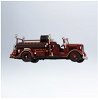2012 Fire Brigade #10 - 1936 Ford Fire Engine Hallmark Christmas Ornament